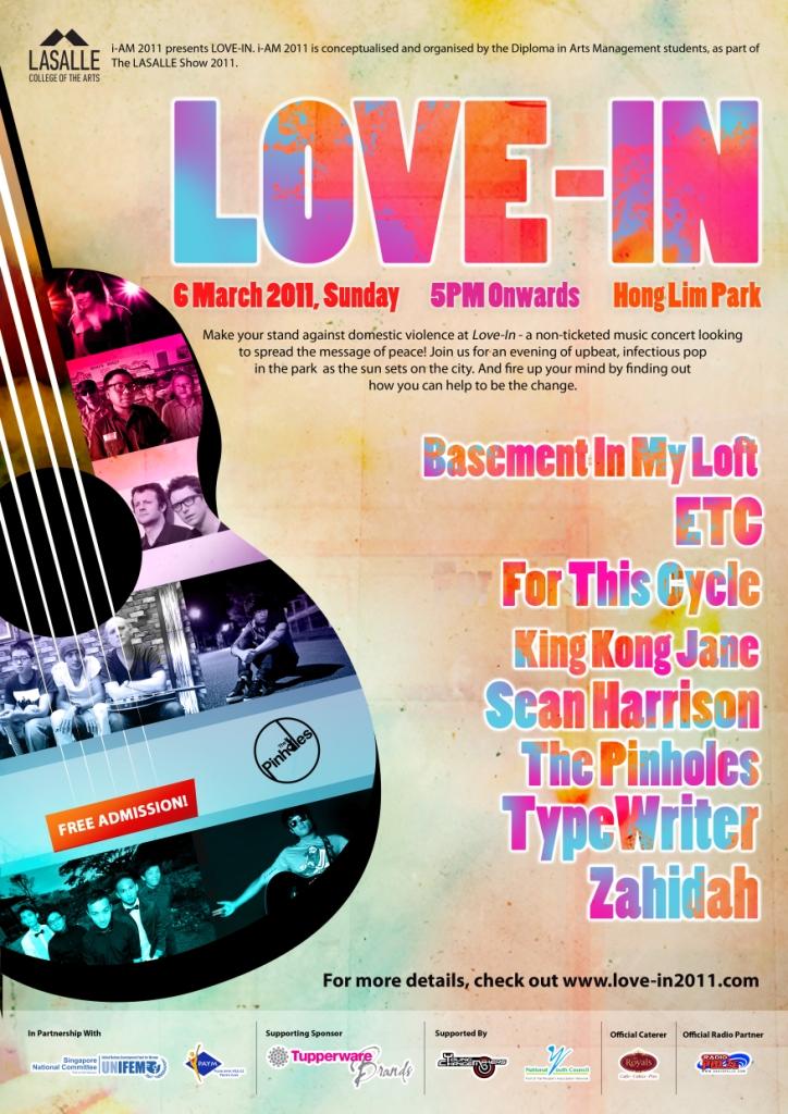 Love-In Poster